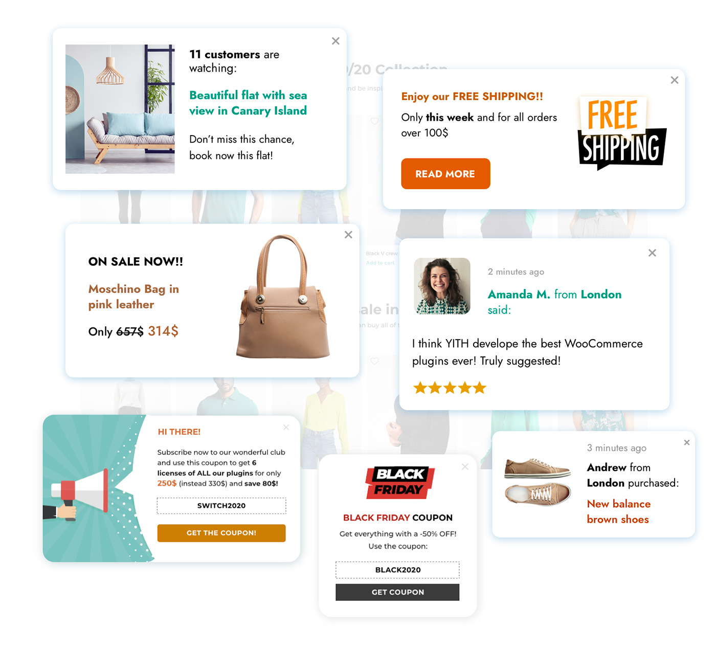 YITH Live Push Notifications WooCommerce