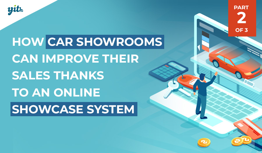 How car showrooms can improve their sales thanks to an online showcase system 2/3