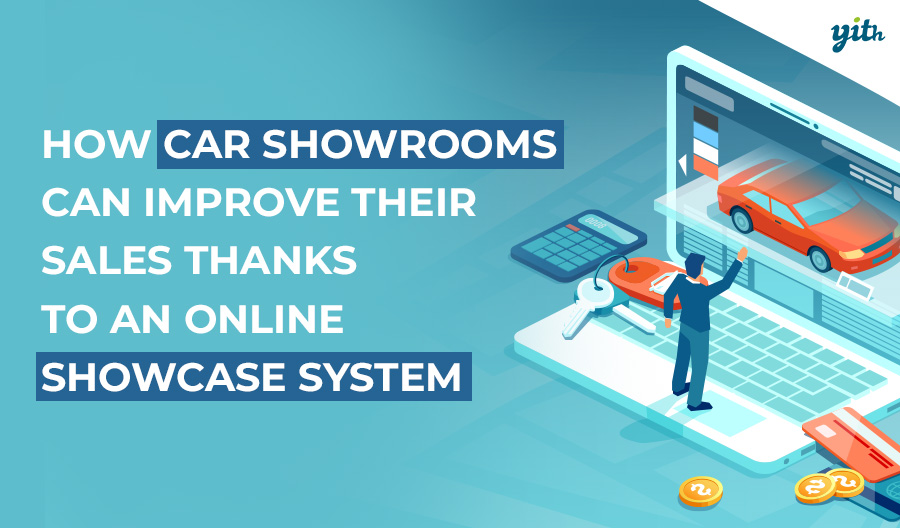 How car showrooms can improve their sales thanks to an online showcase system 1/3