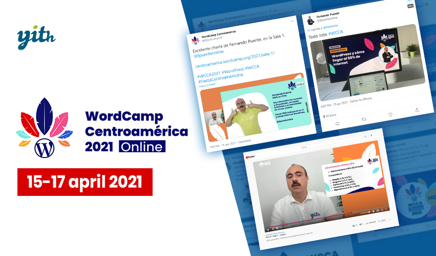 WordCamp Centroamérica online 2021 – the first of many