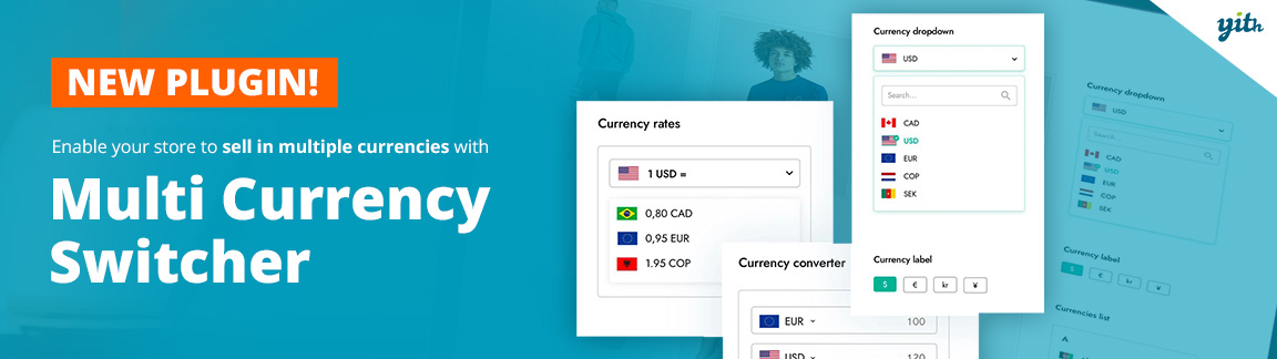 YITH Multi Currency Switcher plugin