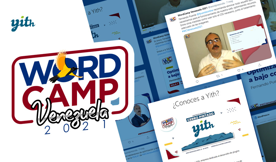 WordCamp Venezuela online 2021 – a first-time story