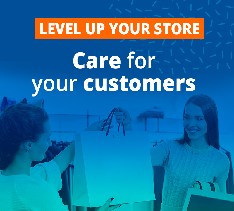 Level up your store - August