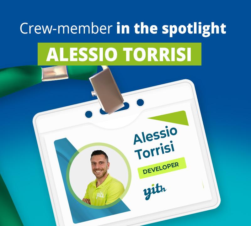 crew member Alessio